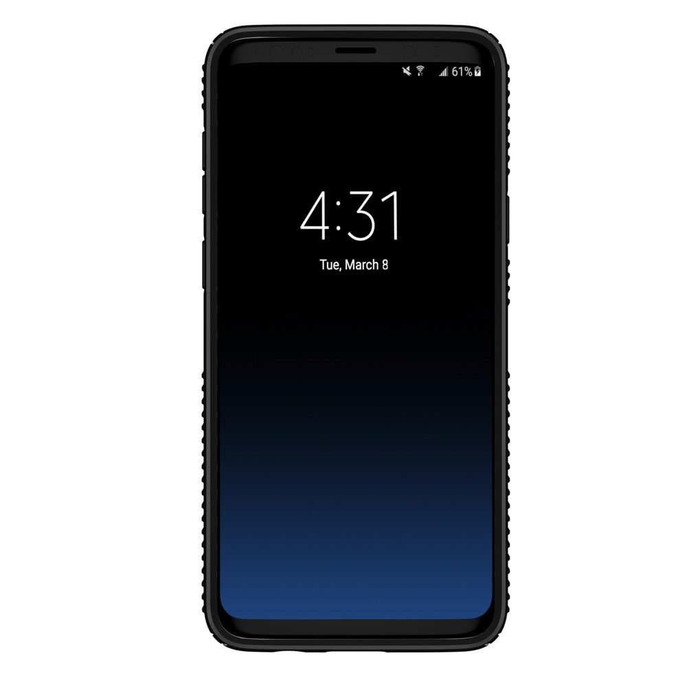 Shop Australia stock SPECK PRESIDIO GRIP IMPACTIUM CASE FOR GALAXY S9+ PLUS - BLACK/BLACK with free shipping online. Shop Speck collections with afterpay Australia Stock