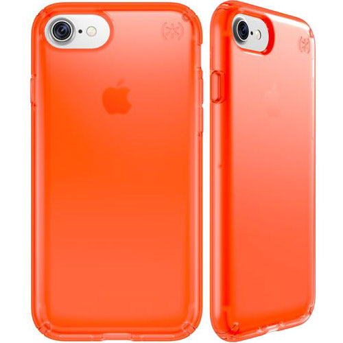 Trusted online seller with millions real reviews for Speck Presidio Clear Neon Impactium Case For Iphone 8/7/6S -Tangerine Orange. Best price below RRP, Authorized distributor and free shipping Australia Express.