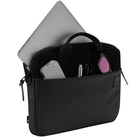INCASE COMPASS BRIEF BAG FOR MACBOOK UPTO 15 INCH - BLACK