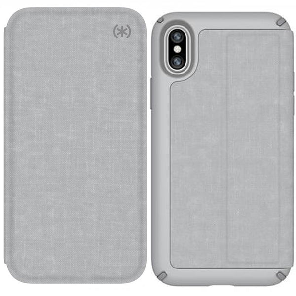buy online SPECK PRESIDIO CARD FOLIO CASE FOR IPHONE XS/X