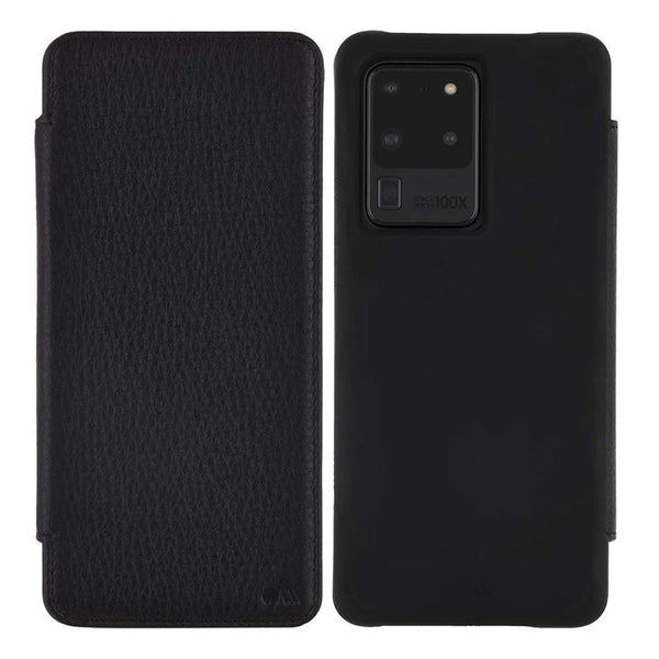 Shop Australia stock Casemate Leather Wallet Card Folio Case For Galaxy S20 Ultra (6.9-inch) - Black with free shipping online. Shop Casemate collections with afterpay