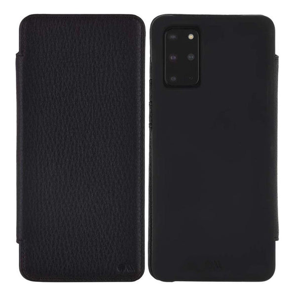 Shop Australia stock Casemate Leather Wallet Card Folio Case For Galaxy S20 Plus (6.7-inch) - Black with free shipping online. Shop Casemate collections with afterpay