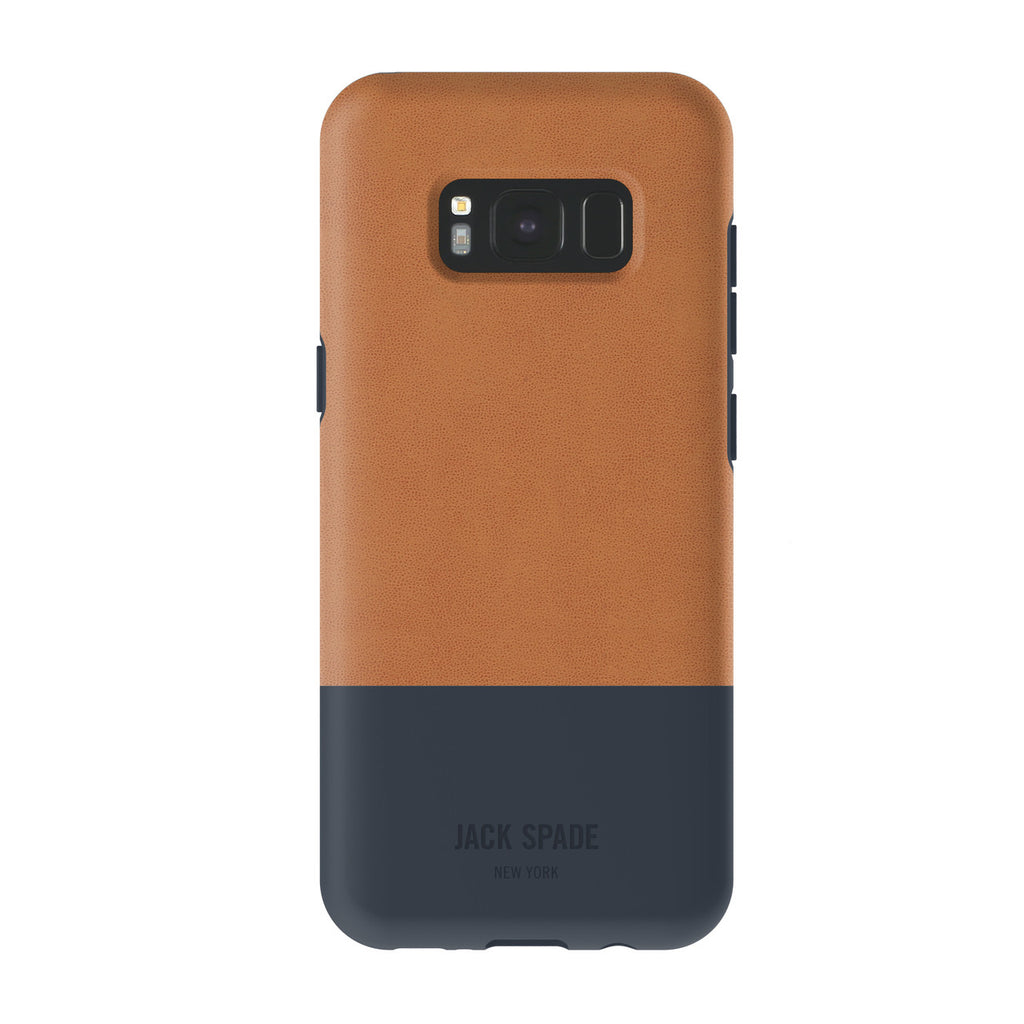 Shop Australia stock JACK SPADE COLOR-BLOCK CASE FOR GALAXY S8 - FULTON NAVY with free shipping online. Shop Jack Spade New York collections with afterpay Australia Stock