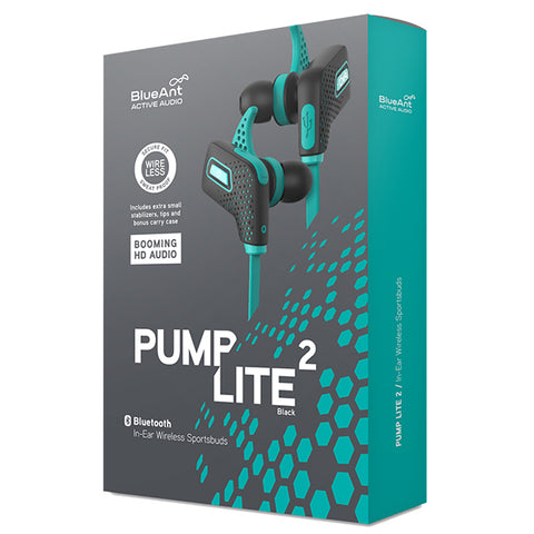 Shop Australia stock BLUEANT PUMP LITE2 WIRELESS HD IN-EAR SPORTSBUDS HEADPHONE - TEAL with free shipping online. Shop BlueAnt collections with afterpay