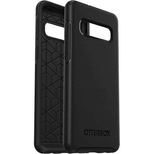 black symmetry case for new samsung galaxy s10 plus