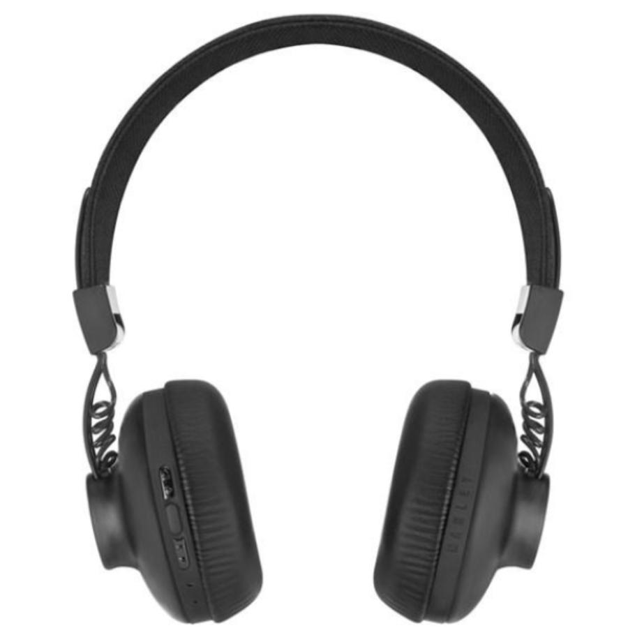 Shop Australia stock HOUSE OF MARLEY POSITIVE VIBRATION BLUETOOTH WIRELESS ON EAR HEADPHONES - BLACK with free shipping online. Shop House of Marley collections with afterpay Australia Stock