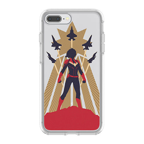 Best desgin case from OTTERBOX with marvel avenger series captain marvel to make it your iphone 8 plus/7plus more stand out. shop online at syntricate and enjoy afterpay payment with interest free.
