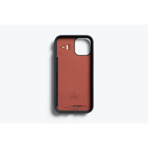 "Shop off your new iPhone 12 Pro/12 (6.1"") 3 Card Leather Case From BELLROY - Black with free shipping Australia wide."