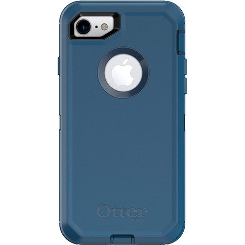 Otterbox Defender Rugged Case for iPhone 8/7 - Blazer Blue/Sea Blue