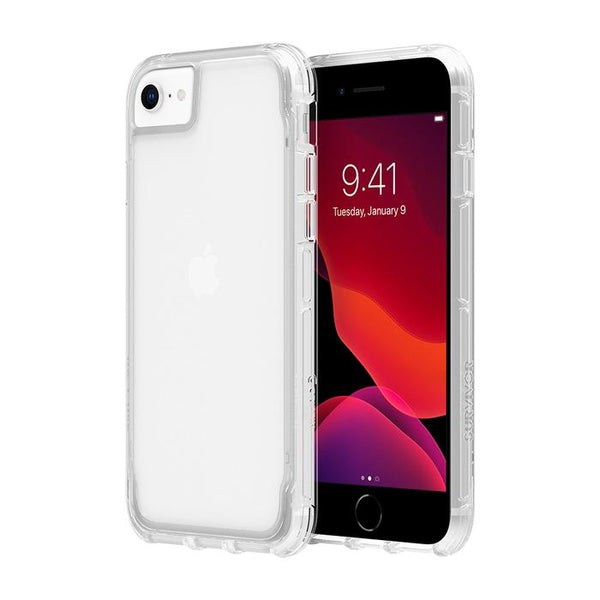 rugged case for iphone se 2020 / 8/7 australia clear case. buy online with afterpay payment local stock australia