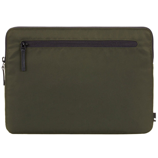 online store for authentic incase compact flight nylon sleeve for macbook air 13 inch olive green color australia
