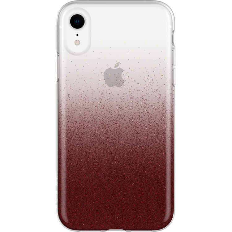 buy glitter case red colour for iphone xr with afterpay payment & return policy Australia Stock