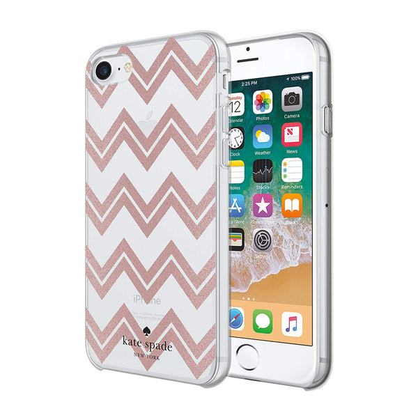 Shop Australia stock KATE SPADE NEW YORK PROTECTIVE HARDSHELL CASE FOR iPHONE 8/7/6S - CHEVRON with free shipping online. Shop Kate Spade New York collections with afterpay