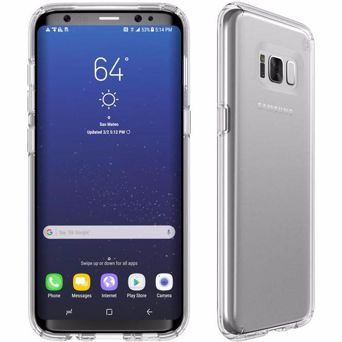 where to buy genuine and original Speck Presidio Impactium Clear Case For Galaxy S8 - Clear. Free express shipping Australia wide from authorized distributor Syntricate. Australia Stock