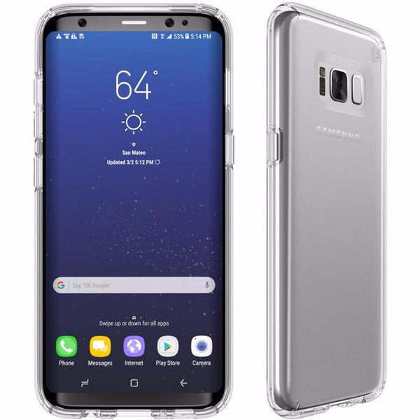 where to buy genuine and original Speck Presidio Impactium Clear Case For Galaxy S8 - Clear. Free express shipping Australia wide from authorized distributor Syntricate.
