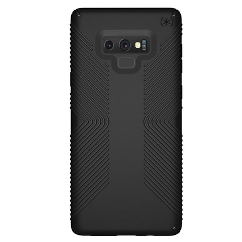 Back view black case for Samsung Galaxy Note 9 from Speck with free shipping & afterpay