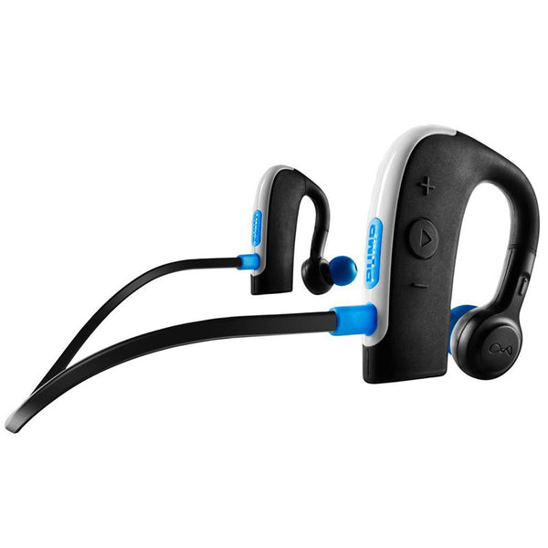 buy blueant pump 2 wireless hd audio sportbuds earphones with microphone black australia