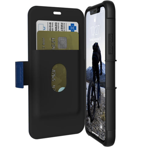 Shop Australia stock UAG METROPOLIS CARD FOLIO CASE FOR iPHONE XS/X - COBALT with free shipping online. Shop UAG collections with afterpay