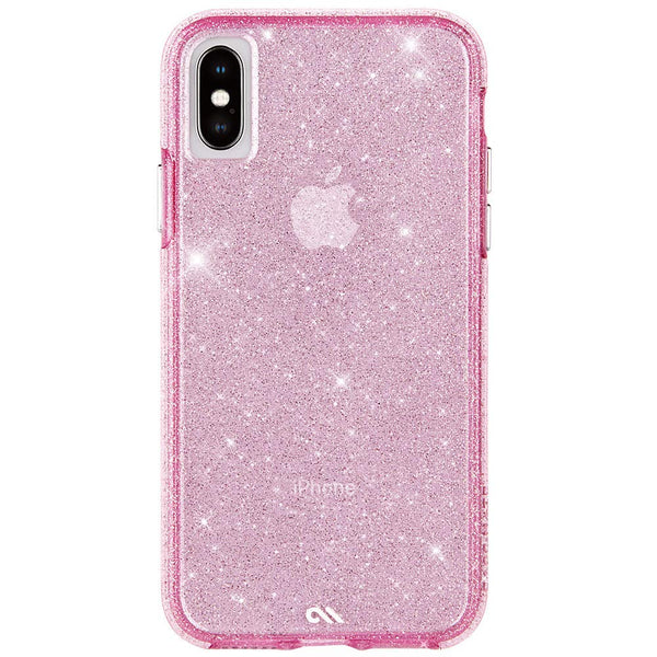 Get the latest stock SHEER CRYSTAL PROTECTIVE CASE FOR IPHONE XS/X - BLUSH FROM CASEMATE with free shipping online.