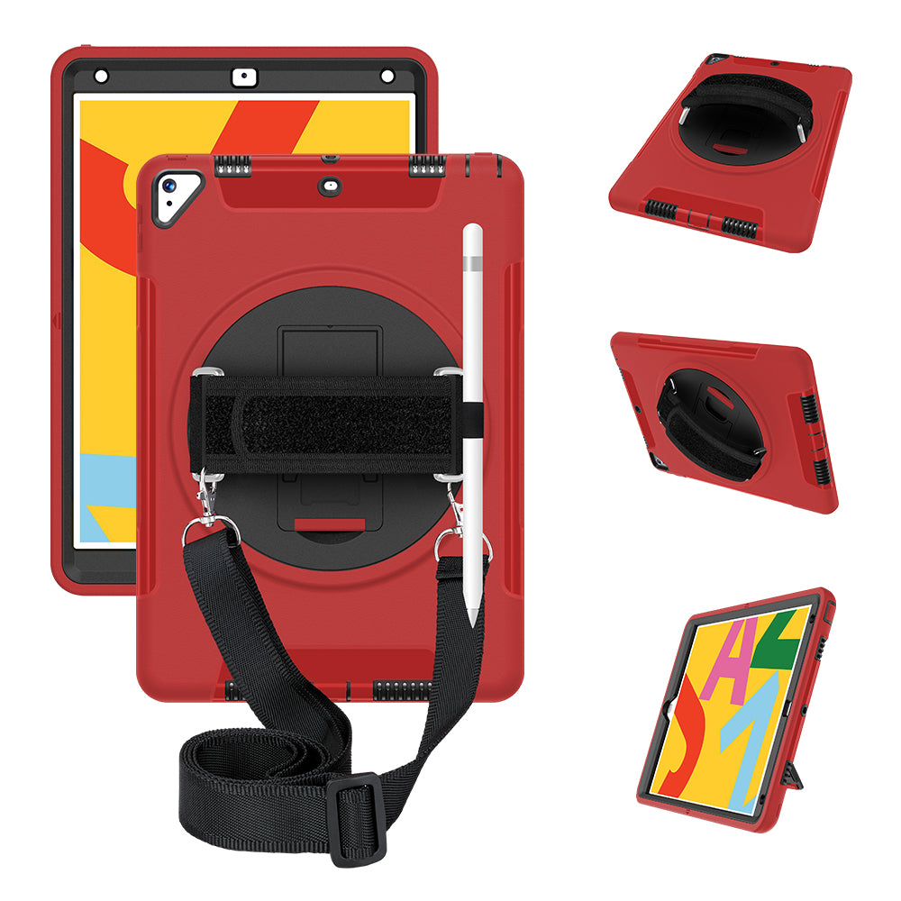 Shop Australia stock FLEXII GRAVITY 360 ARMOR CASE W/HAND STRAP FOR IPAD AIR (3RD GEN)/PRO 10.5 - RED with free shipping online. Shop FlexiiGravity collections with afterpay Australia Stock