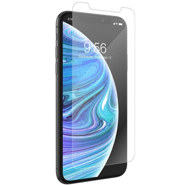 Get the latest INVISIBLESHIELD GLASS PLUS VISIONGUARD SCREEN PROTECTOR FOR IPHONE XS/X - ANTI BLUE LIGHT CLEAR FROM ZAGG with free shipping online.