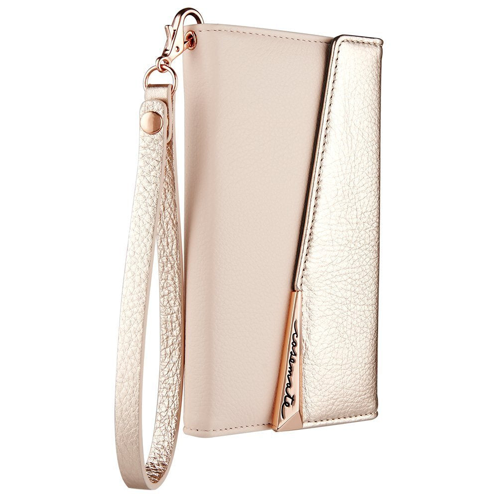 Shop Australia stock CASEMATE WRISTLET CARD FOLIO CASE FOR IPHONE XS/X - ROSE GOLD with free shipping online. Shop Casemate collections with afterpay Australia Stock