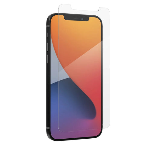 "Buy New iPhone 12 Pro / 12 (6.1"") ZAGG InvisibleShield Glass Elite VisionGuard+ Screen Protector authentic accessories with afterpay & Free express shipping."