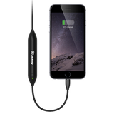 Shop Australia stock Jackery Jewel 2-in-1 450mAh Lightning Power Cable for iPhone  - Black with free shipping online. Shop Jackery collections with afterpay