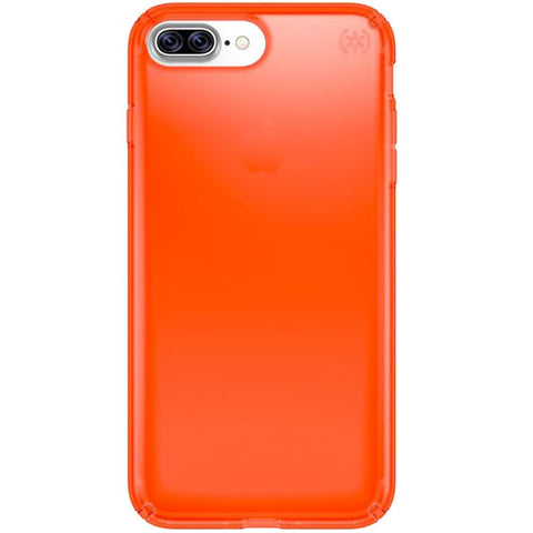 Shop Australia stock SPECK PRESIDIO CLEAR NEON CASE FOR iPHONE 8 PLUS/7 PLUS - TANGERINE ORANGE with free shipping online. Shop Speck collections with afterpay