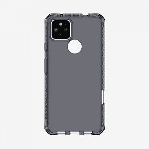 shop online clear rugged case from itskins with black color and drop protection certified, buy online at syntricate and enjoy afterpay payment with interest free.