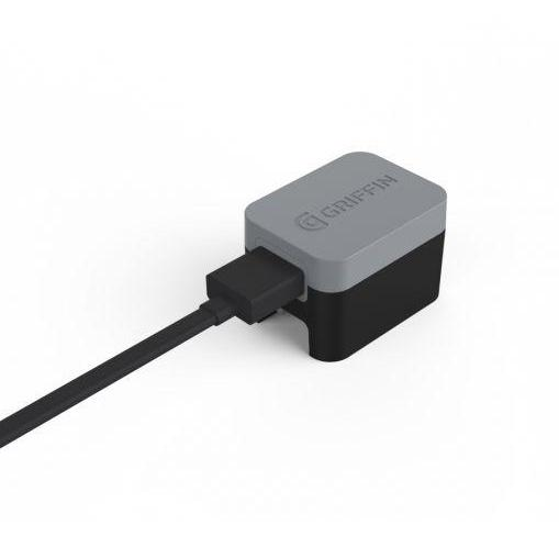 Grab it fast POWERBLOCK 2.4 AMPS WALL CHARGER WITH LIGHTNING CABLE FROM GRIFFIN with free shipping Australia wide.