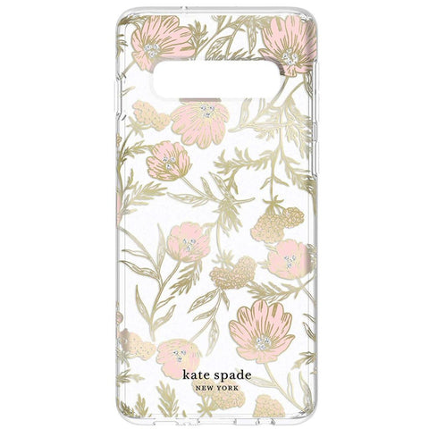 Shop Australia stock KATE SPADE NEW YORK HARDSHELL CLEAR CASE FOR GALAXY S10 (6.1-INCH) - BLOSSOM PINK FLORAL with free shipping online. Shop Kate Spade New York collections with afterpay