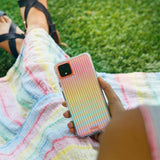 "Shop Australia stock Case-Mate Tough Groove Case For Google Pixel 4 XL (6.3"") - Iridescent with free shipping online. Shop Casemate collections with afterpay"