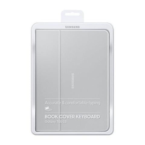 Shop Australia stock SAMSUNG BLUETOOTH KEYBOARD BOOK COVER FOR TAB S3 9.7 - GREY with free shipping online. Shop Samsung collections with afterpay