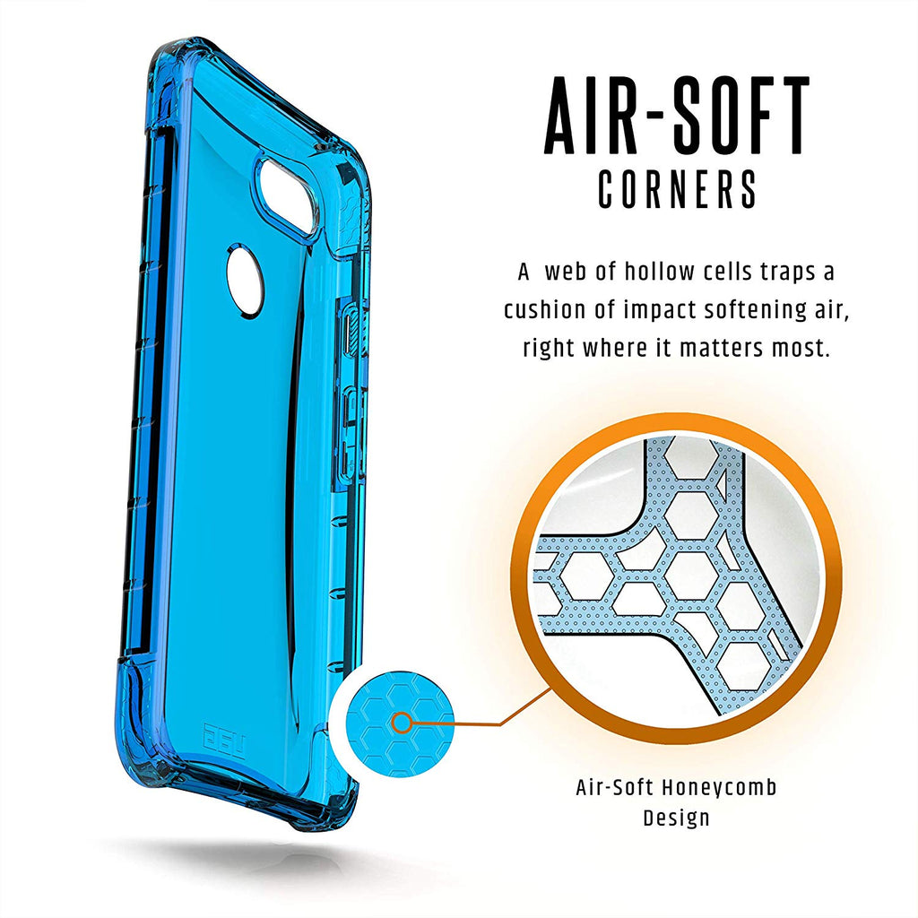 Shop Australia stock UAG PLYO FEATHER-LIGHT RUGGED CASE FOR GOOGLE PIXEL 3 - GLACIER with free shipping online. Shop UAG collections with afterpay Australia Stock