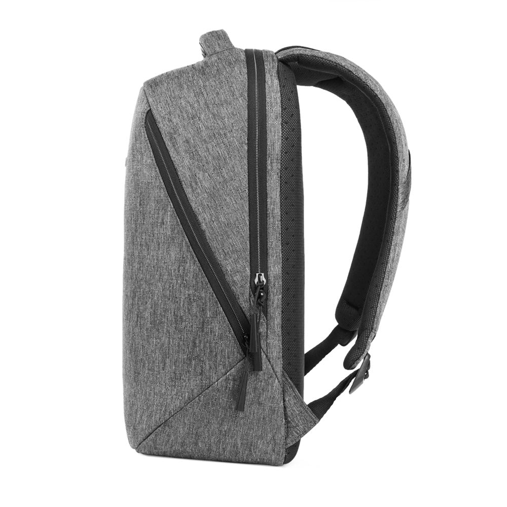 backpack for macbook 15 inch heather black Australia Stock