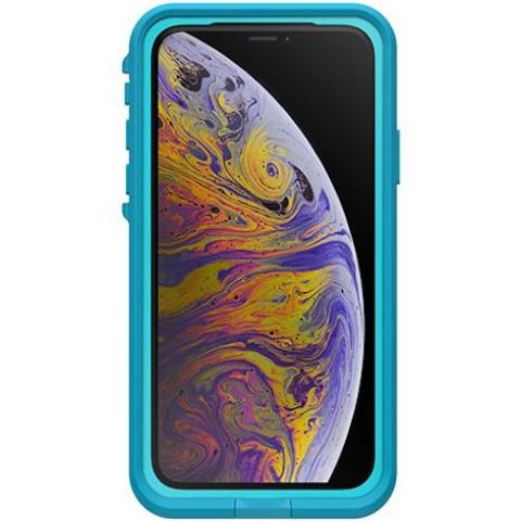 front view from lifeproof fre waterproof case blue colour Australia Stock