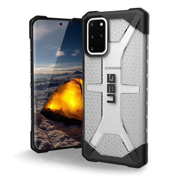 "Shop Australia stock UAG Plasma Armor Shell Case For Galaxy S20 Plus (6.7"") - Ice with free shipping online. Shop UAG collections with afterpay"