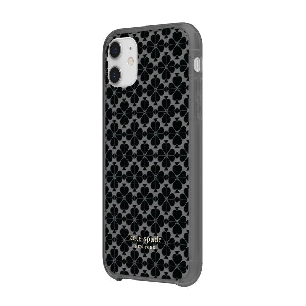 "Shop Australia stock KATE SPADE NEW YORK Protective Hardshell Case For iPhone 11 (6.1"") - Spade Flower Black with free shipping online. Shop Kate Spade New York collections with afterpay Australia Stock"