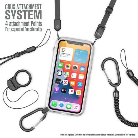 Buy new case from catalyst comes with 4 attachment points crux can bring your iphone 12 mini everyhwere you go. Shop online now at syntricate.