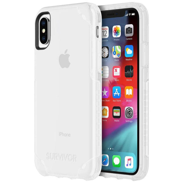 Iphone XS & iPhone X griffin survivor clear case australia