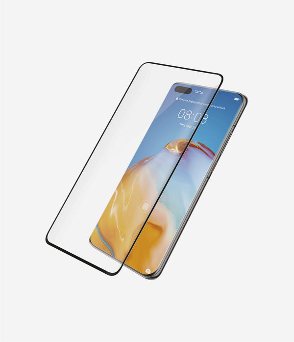 huawei p40 pro plus tempered glass from panzerglass australia. shop online with afterpay payment at syntricate