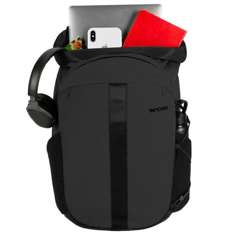 Fit all your gadget & travel with this Allroute Rolltop Backpack from Incase