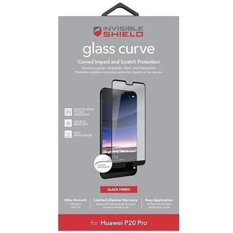 Zagg Invisible Shield Glass Curve Tempered Glass Screen Protector For Huawei P20 Australia