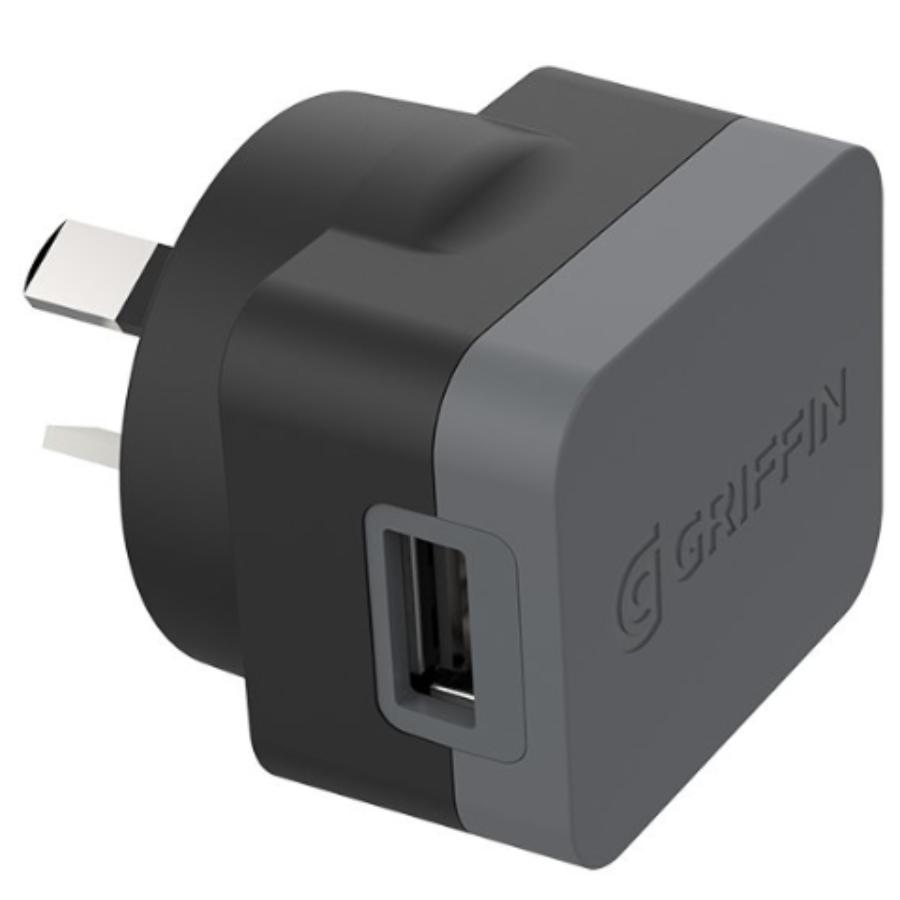 buy online wall charger with micro usb from griffin at syntricate australia and get free shipping and afterpay payment Australia Stock
