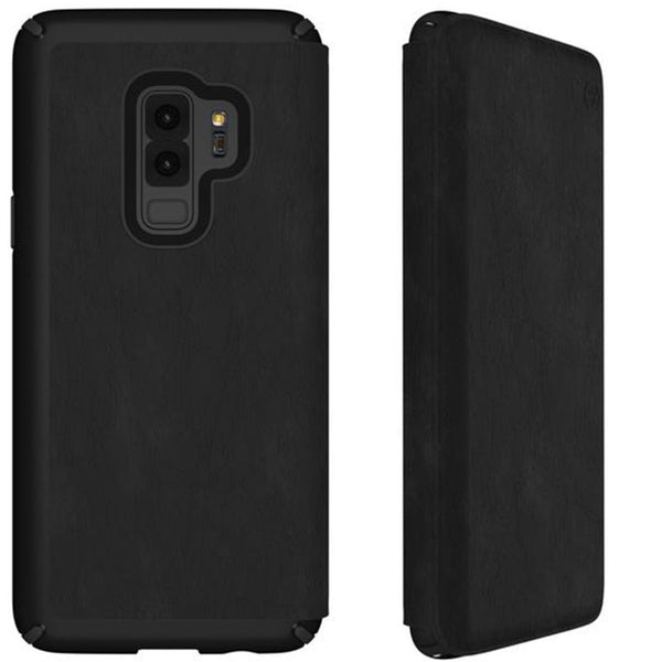 Shop Australia stock SPECK PRESIDIO IMPACTIUM LEATHER FOLIO CASE FOR GALAXY S9+ PLUS- BLACK with free shipping online. Shop Speck collections with afterpay