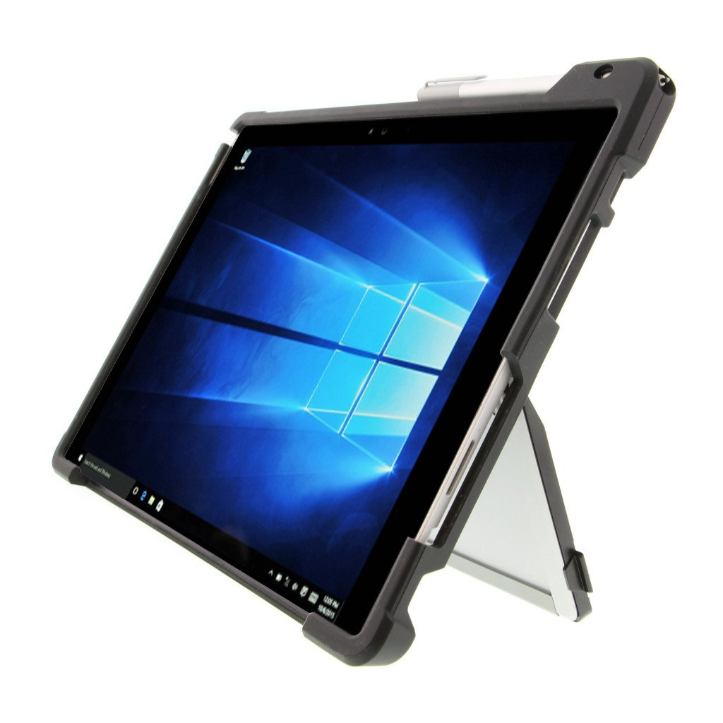Gumpdrop Droptech Rugged Case For New Surface Pro / Pro 4 Black colour Australia Stock