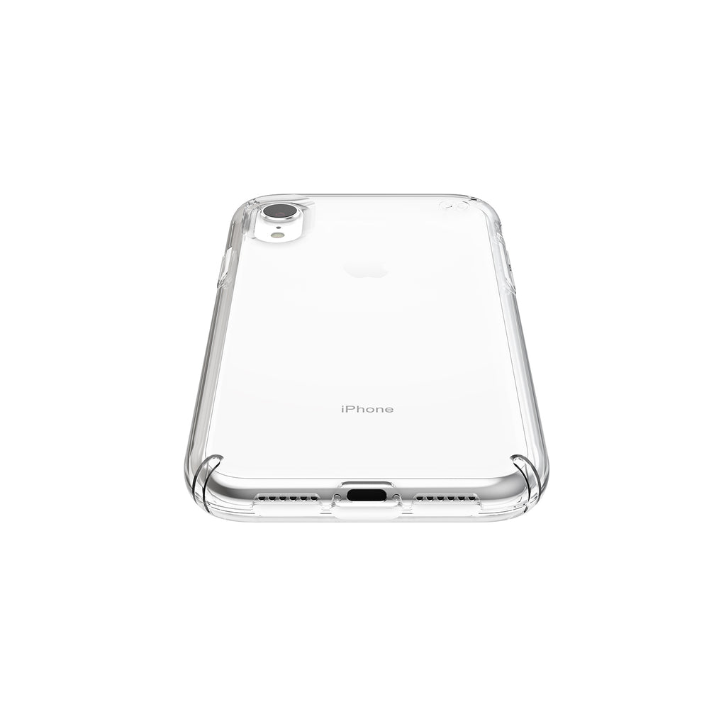 size 40 bfaf8 de52b SPECK PRESIDIO STAY CLEAR IMPACTIUM CASE FOR IPHONE XR - CLEAR
