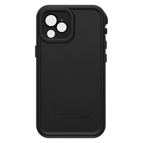 Buy new Lifeproof case for Iphone 12 mini with waterproof, drop protection and black minimalist design the authentic accessories with afterpay & Free express shipping.