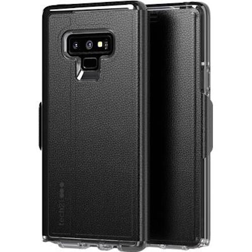 finest selection 6c422 fcb85 TECH21 EVO WALLET CARD FOLIO CASE FOR GALAXY NOTE 9 - BLACK
